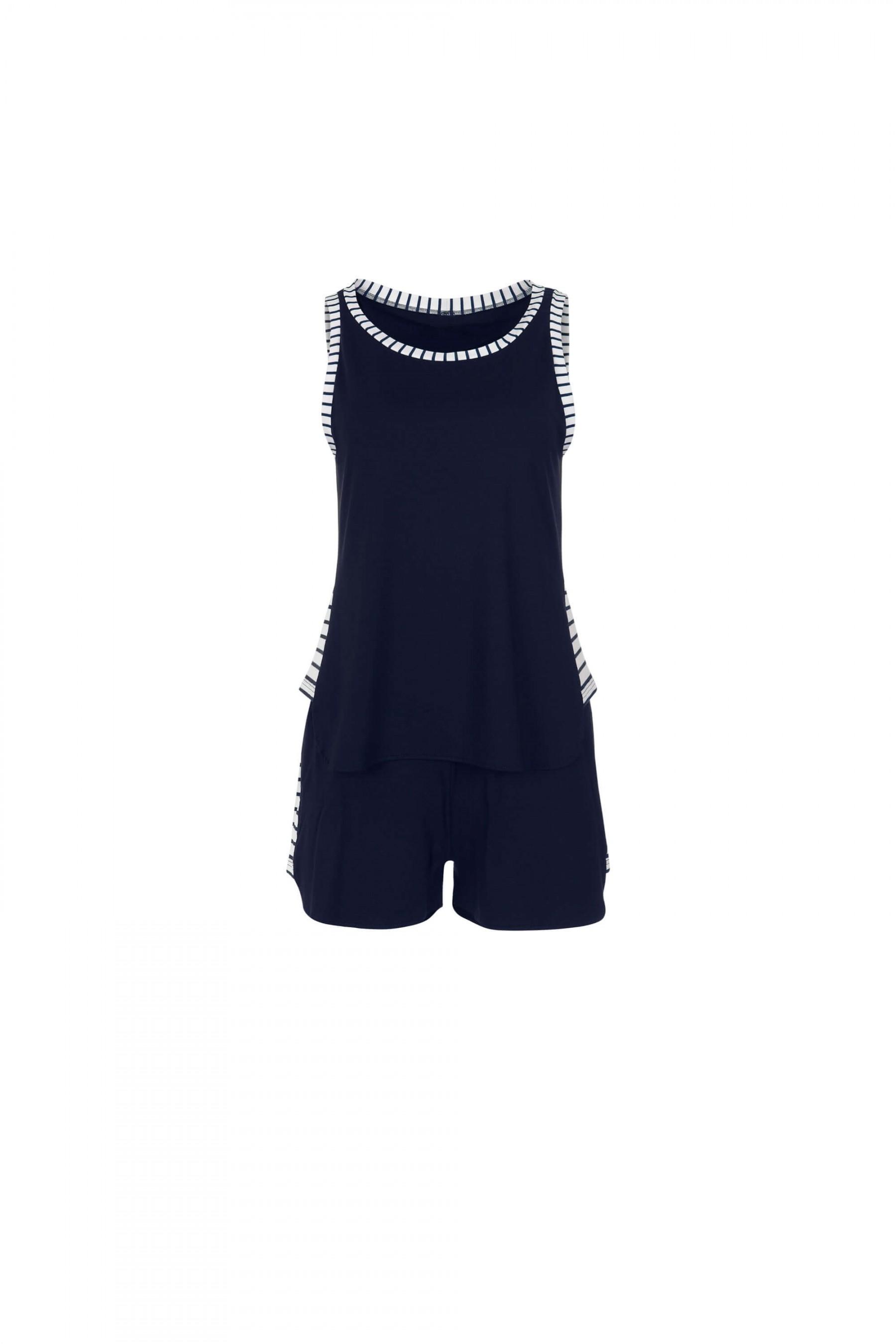 23269 - »Francis« Pyjama with Sweatshirt and Shorts