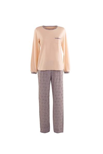 23251 - »Electra« Pyjamas with Long Bottoms