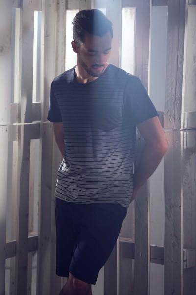 35017 - Pyjama T-Shirt and Shorts