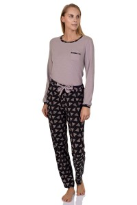 23251 - »Electra« Pyjamas with Long Bottoms
