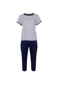 23268 - »Francis« Pyjama top and 3/4 bottoms
