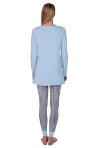 63399 - »Cheerful« Pyjamas with leggings